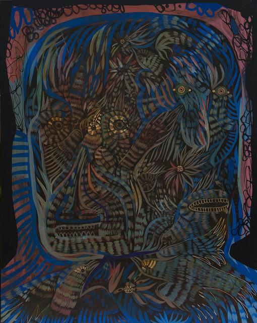 , 'Ghost Walker 2,' , Galerie Matthew Namour