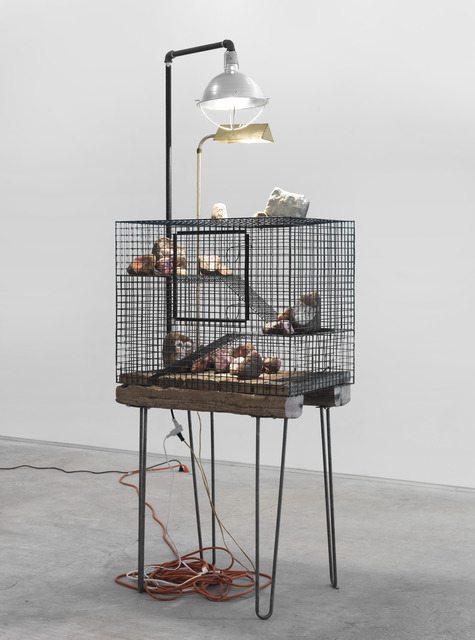 , 'Sunday afternoon at 5CR,' 2015, Whitney Museum of American Art