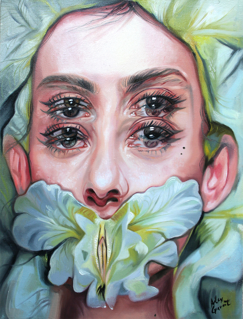 , 'Silent Garden,' 2017, Spoke Art