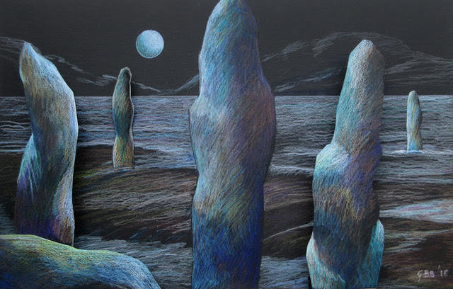 , 'The Watcher,' 2018, Ro2 Art