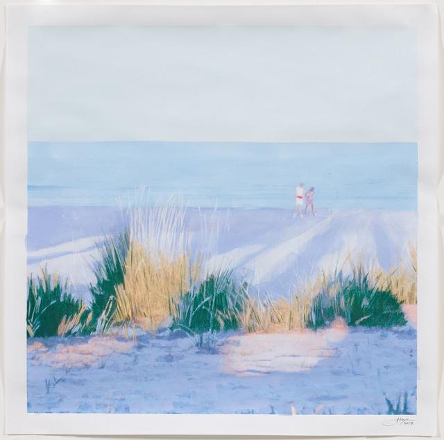 , 'Shadow Dunes,' 2017, Berggruen Gallery