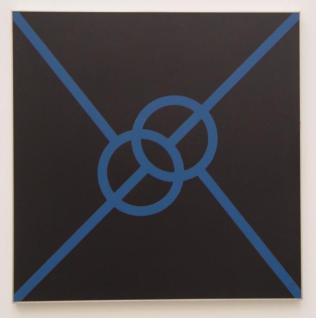 , 'Indeterminante Ótica de duas Formas Iguais,' 1953/1996, Luciana Brito Galeria