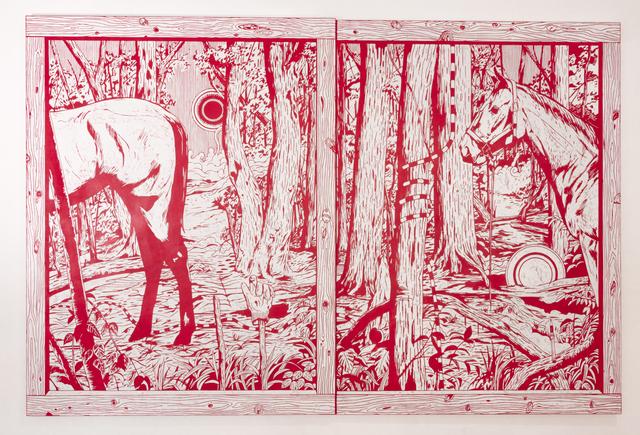 , 'Window #1,' 2013, Micheko Galerie