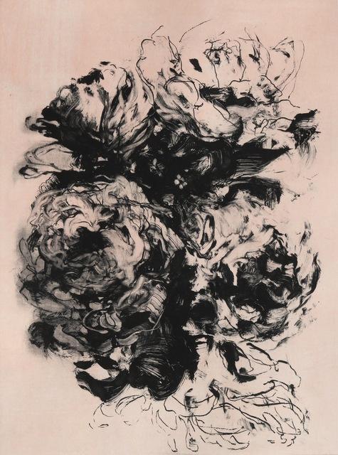 , 'Rosé,' 2017, Galerie de Bellefeuille