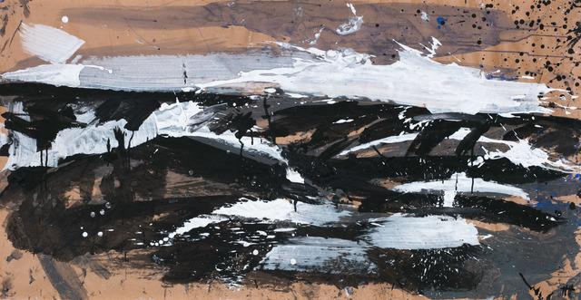 , 'Burial mound,' 2018, Krokin Gallery