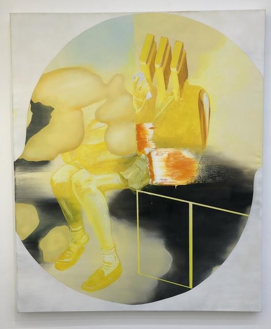 , 'Memory Machine,' 2018, Mirus Gallery