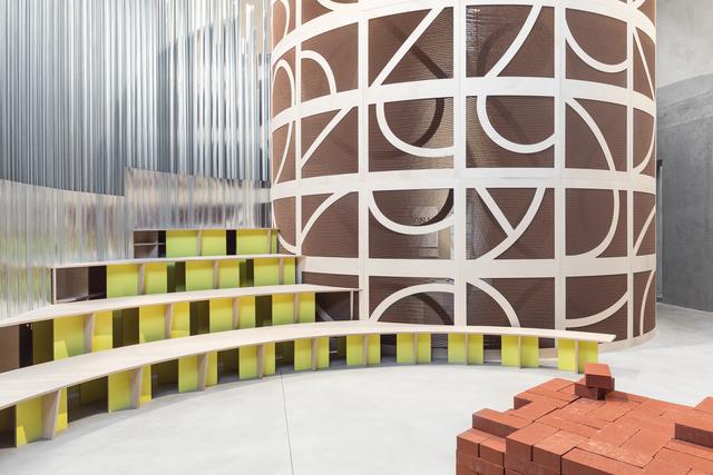 , 'Exchange,' 2016, Fondazione Prada