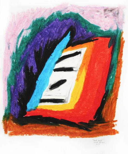 , 'Good Read Original Drawing ,' 2017, AH Contemporary
