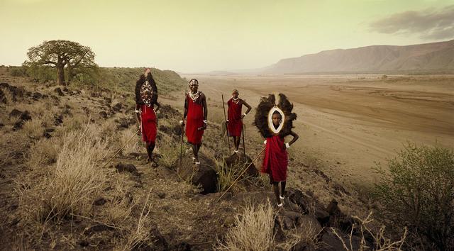 , 'Ladaru, Lenaitu, Lengaa & Saitoti Tarangire, Rift Escarpment Tanzania,' 2010, Rademakers Gallery