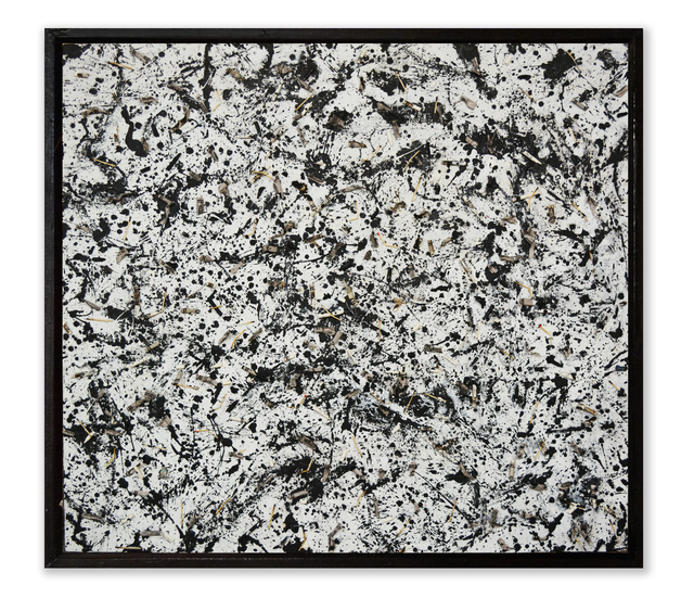 , 'Black Snow,' 2015, Ethan Cohen New York