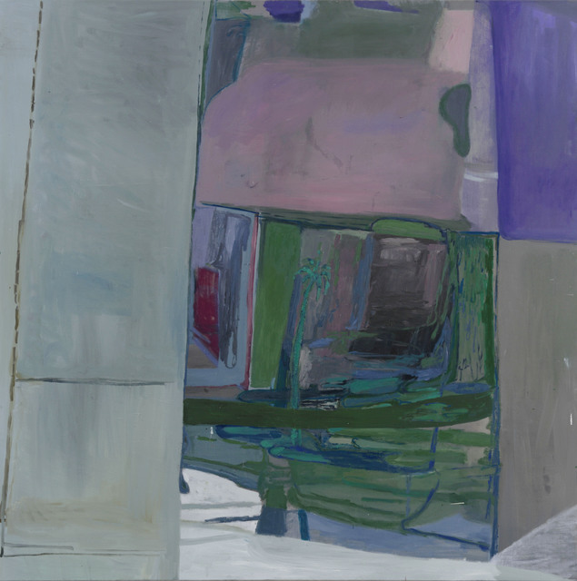 , 'Interior with Bed,' 2018, Nicholas Thompson Gallery