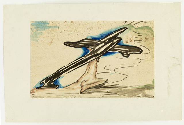 , 'Prometheus,' 1908, David Nolan Gallery