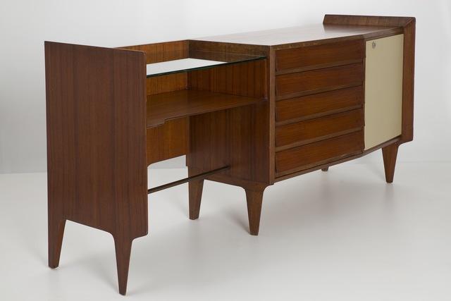 , 'Desk console,' 1950, Galleria Rossella Colombari