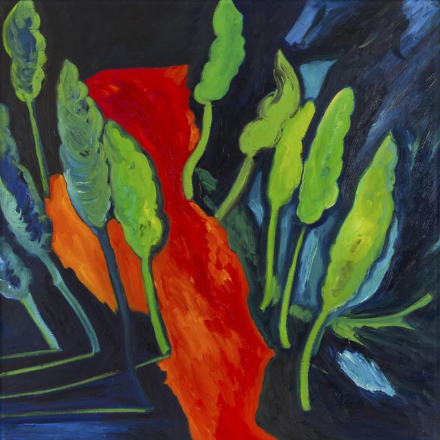 Mimmo Germanà, 'Colata lavica', 1989, ArtRite