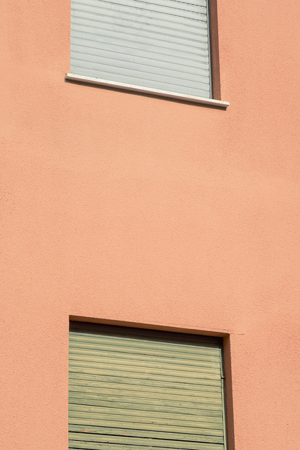 Bill Jacobson, 'Lines in My Eyes #1665', 2014, Photography, Archival digital pigment print, Robert Klein Gallery