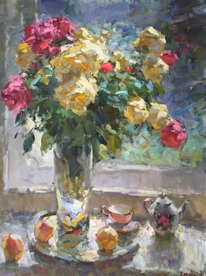 Alexander Shabadei, 'Near the Window', 2018, Gallery 901