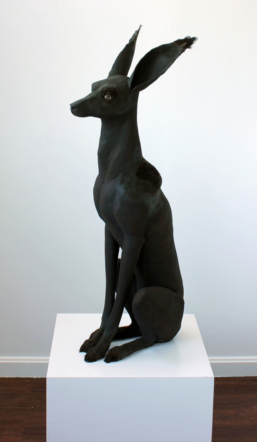 , 'Sitting Anubis ,' 2015, Duane Reed Gallery