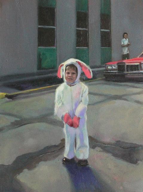 , 'Bunny,' 2016, Carrie Haddad Gallery