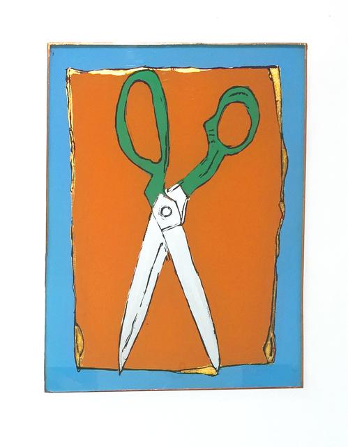, 'Scissors,' , Lois Lambert Gallery