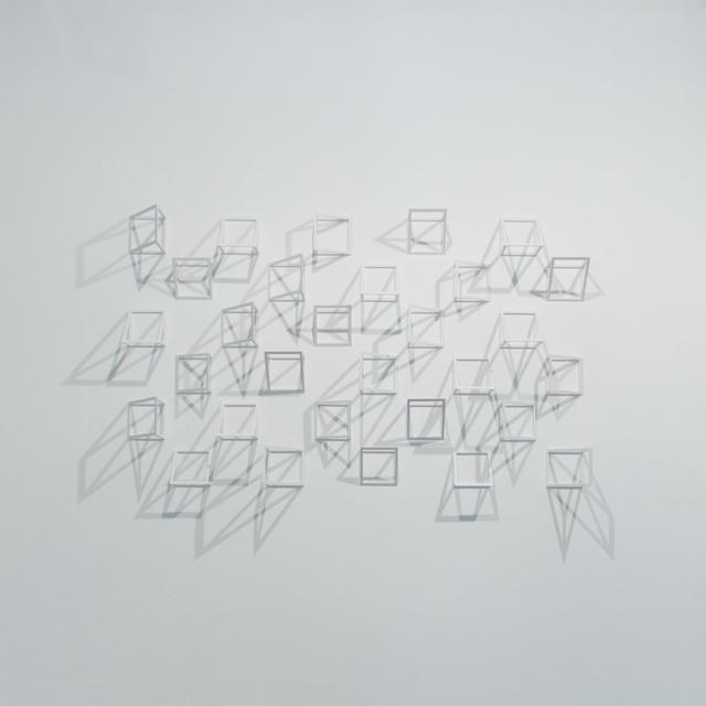 , 'interaktion (neuinterpretation) (2/67b),' 1990/2019, Edition & Galerie Hoffmann
