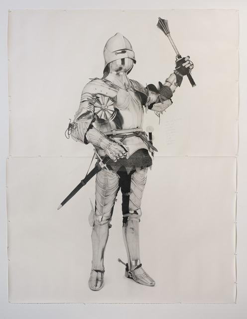 , 'Knight #8,' 2011, Susanne Vielmetter Los Angeles Projects
