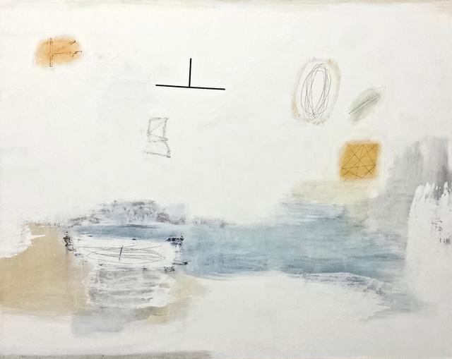 , 'Landfall,' 2016, Dolby Chadwick Gallery