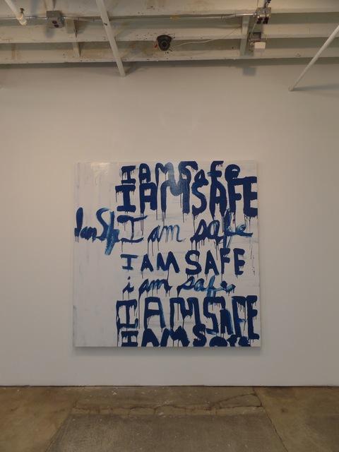 , 'I Am Safe,' 2015, Resource Art