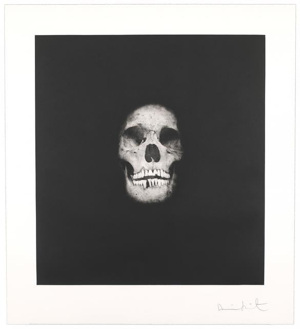 , 'I Once Was What You Are, You Will Be What I Am,' 2007, Gormleys Fine Art