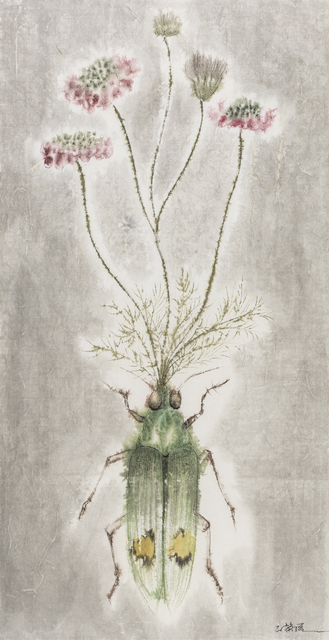 , 'Winter-Insect, Summer-Herb No.3,' 2015, Arthill Gallery