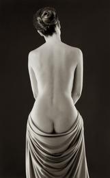 Ruth Bernhard, 'Draped Torso,' 1962, Phillips: Photographs (April 2017)