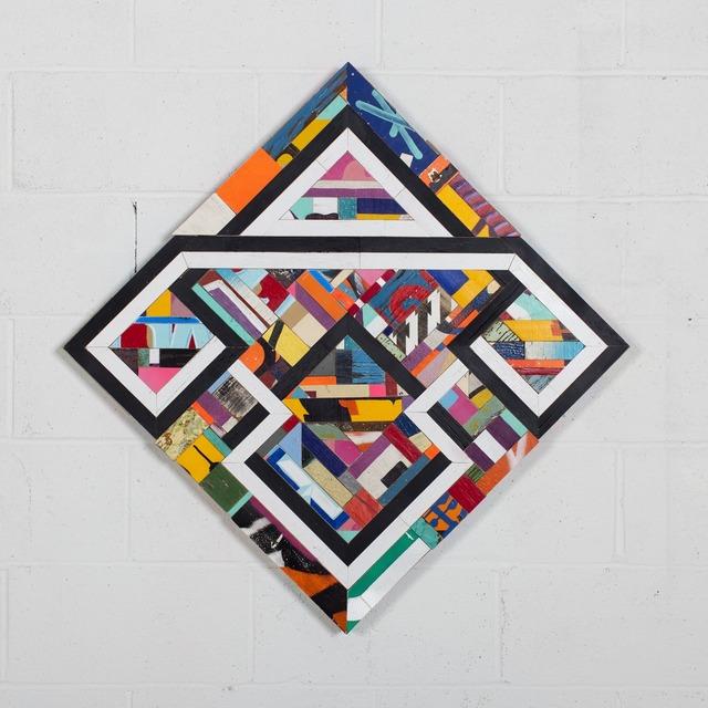 , '4104 Fenkell,' 2013, Jonathan LeVine Projects