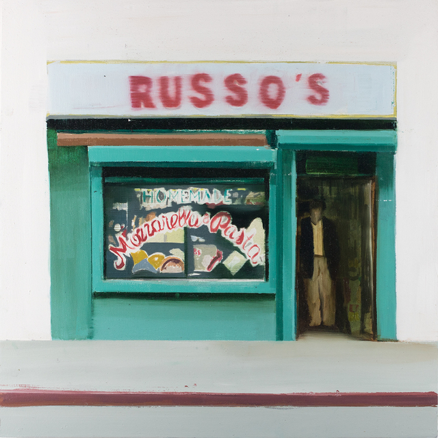 , 'Russo's,' 2015, Jonathan LeVine Projects