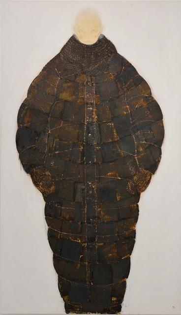 """, 'Bagworm """"Un"""",' 2009, SEIZAN Gallery"""