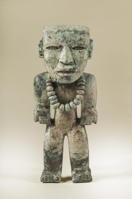 , 'Standing Figure,' 200-250, de Young Museum