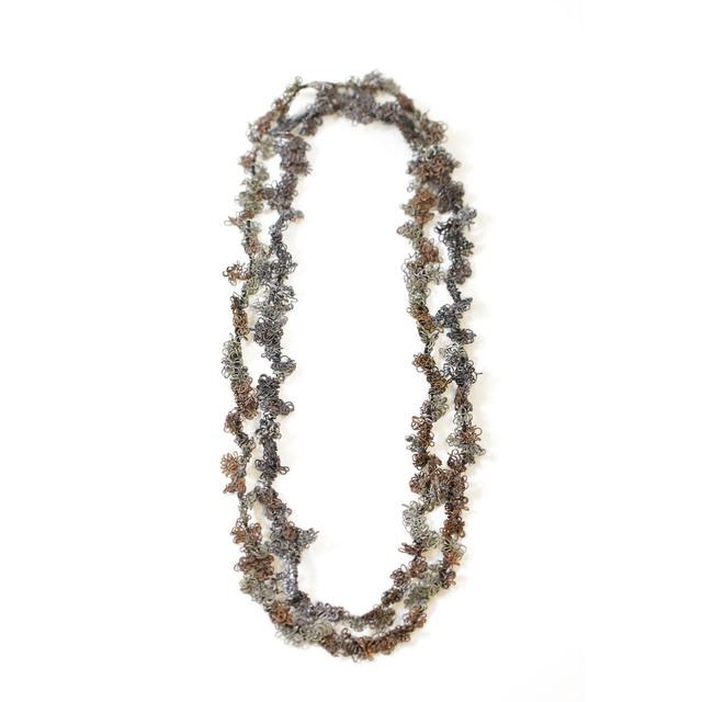 , 'MOSS GARLANDS NECKLACE,' 2017, Jewelers'Werk Galerie