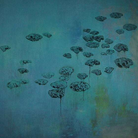 , 'Waterlilies,' 2018, Fiumano Clase