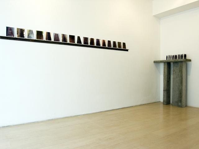 , 'Line up,' 2008, Gallery Ske