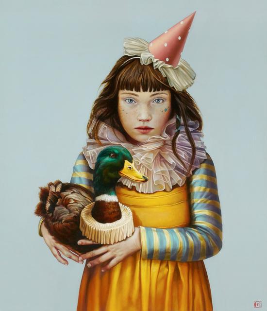 Claudia Giraudo, 'Viaggio Iniziatico', 2018, Galleria Punto Sull'Arte
