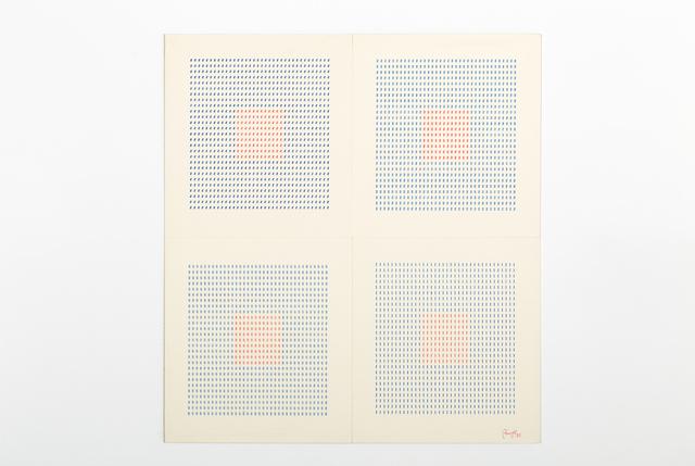 , 'Dattilocodice # 2 / Typecode # 2,' 1978, Tiziana Di Caro