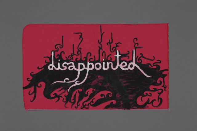 , 'Disappointed,' 2015, Jérôme Poggi