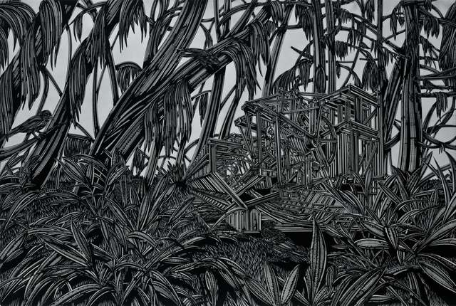 , 'Terraforming 2,' 2015, x-ist