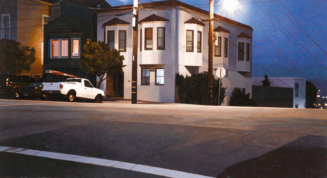Robert Bechtle, '20th and Mississippi - Night,' 2005, Sotheby's: Contemporary Art Day Auction