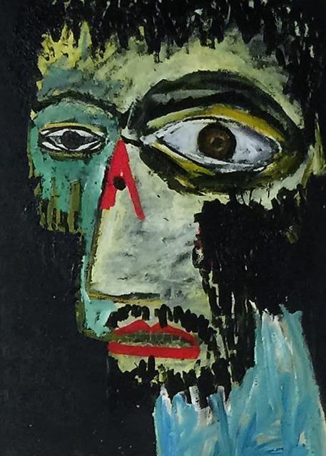 , 'Autoportait - Se la vi,' 2009, 55Bellechasse