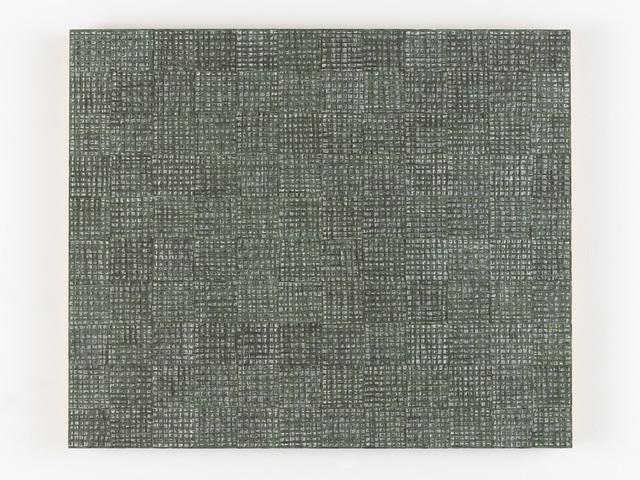 McArthur Binion, 'route one: box two: ix', 2017, Aspen Art Museum Benefit Auction