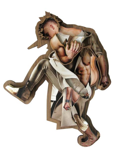 , 'Saul 1 de 3,' 2018, Galeria Oscar Roman