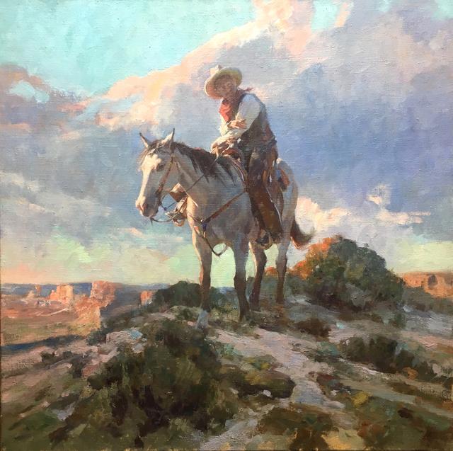 Grant Redden, 'Sunset on the Blue', 2019, Maxwell Alexander Gallery