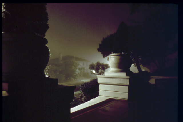 William Farley, 'Fountain, St. Francis Blvd and San Anselmo Ave., San Francisco, CA. 3:30 a.m.', 2013, Dolby Chadwick Gallery