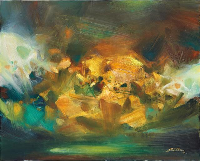 Chu Teh-Chun, 'Éclat passager', 2007, Phillips