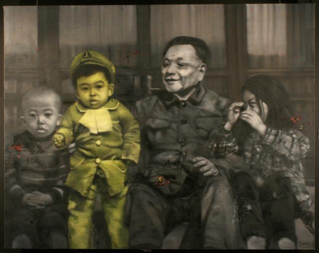 , 'Moi et mon Frère avec Deng Xiaoping,' 2011, Opera Gallery