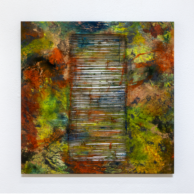 Quisqueya Henríquez, 'Ripped Painting 3 Blemish 1', 2020, Painting, Acrylic paint on cotton canvas, Ana Mas Projects